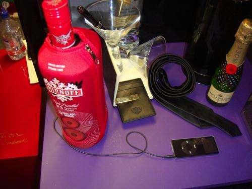 Alcoholic Music Accessories
