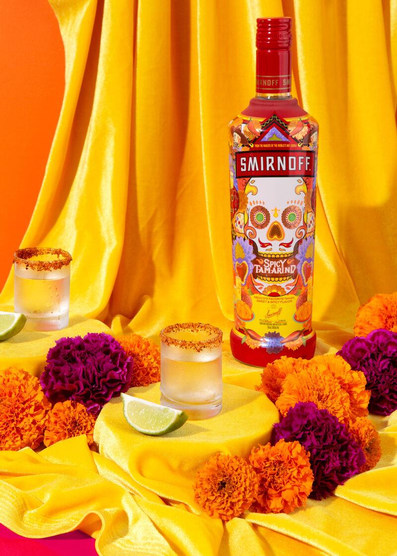 Spicy Tamarind Vodkas
