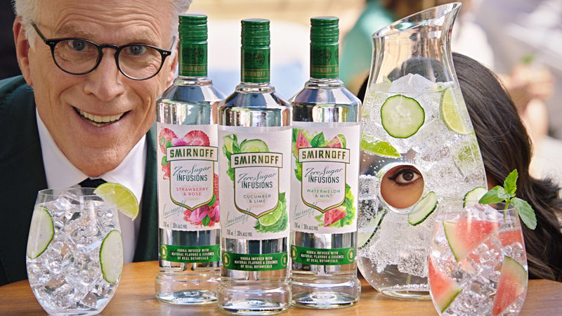 Sugar-Free Vodka Spirits