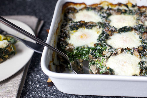 Hearty Breakfast Lasagnas