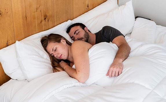 Couple-Friendly Bedding