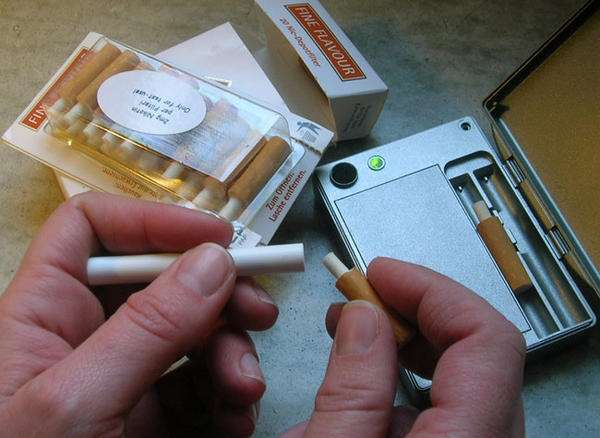 Smoke-Free Cigarettes