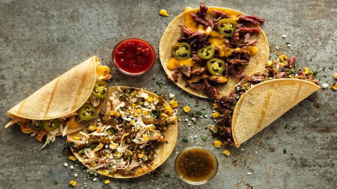 Smoky Piquant Tacos
