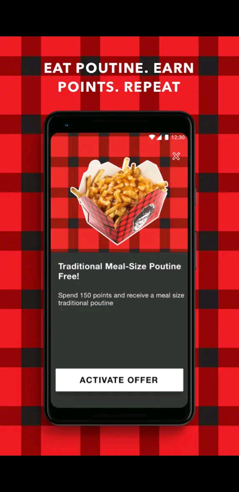Poutinerie Food Apps