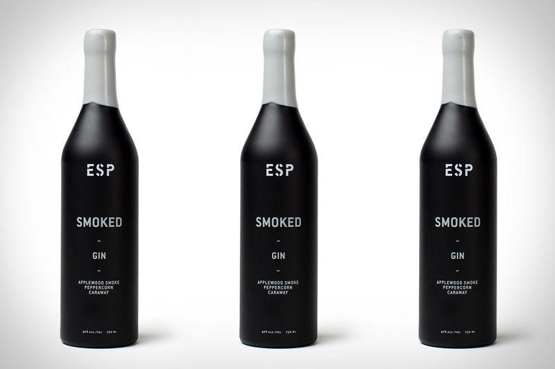 Smokey Gin Flavors
