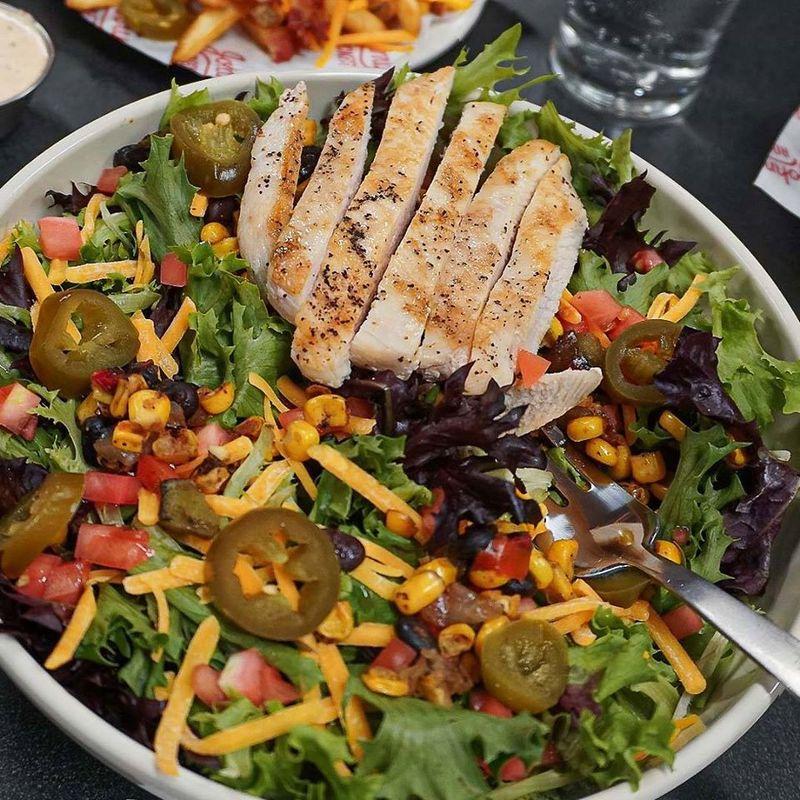 Smokey Chipotle Salads