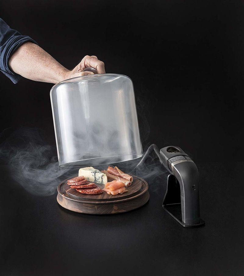 Smoke Infusion Preparation Appliances Smoking Cloche
