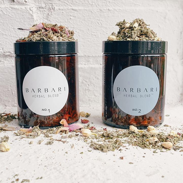 Bouquet-Inspired Smoking Herbs