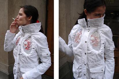 Hi-Tech Fashion Has Lungs