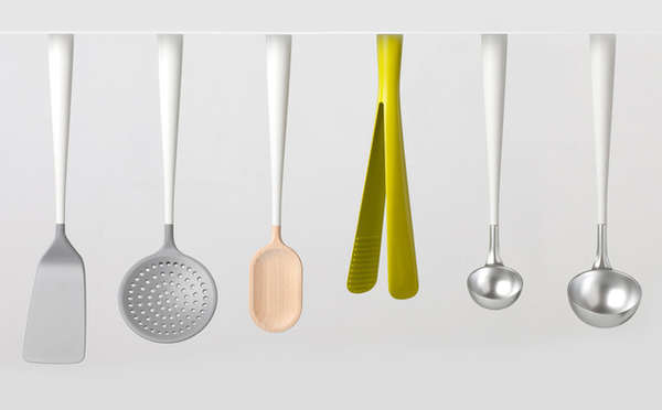 Magnetic Cooking Utensils