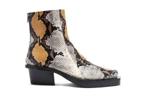 Americana-Themed Luxe Footwear