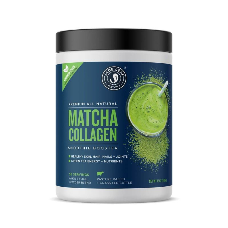 Matcha-Based Smoothie Boosters