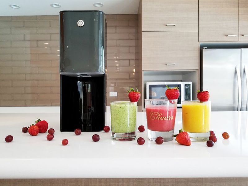 Streamlined Smoothie Makers