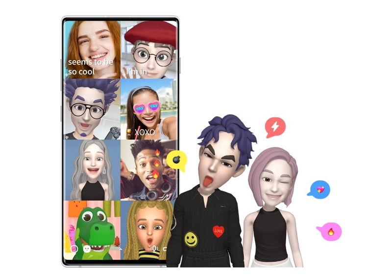 Emoji Video Chat Apps