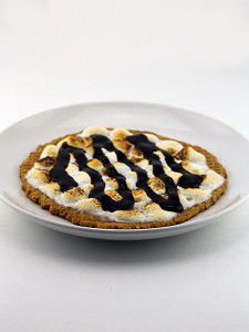S'more Pizza Recipes