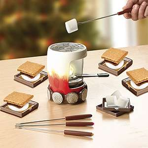 Marshmallow Roasting Tools