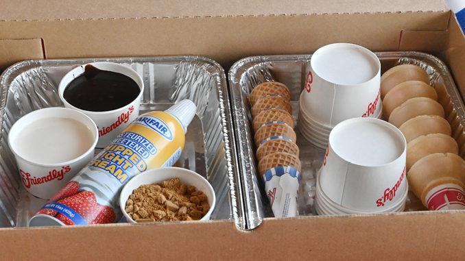 Creamy Campfire Dessert Kits