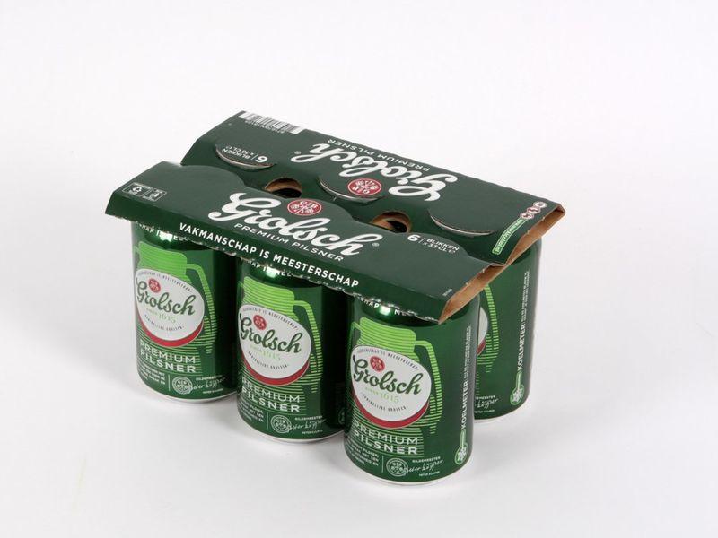 Paper-Based Beer Packaging