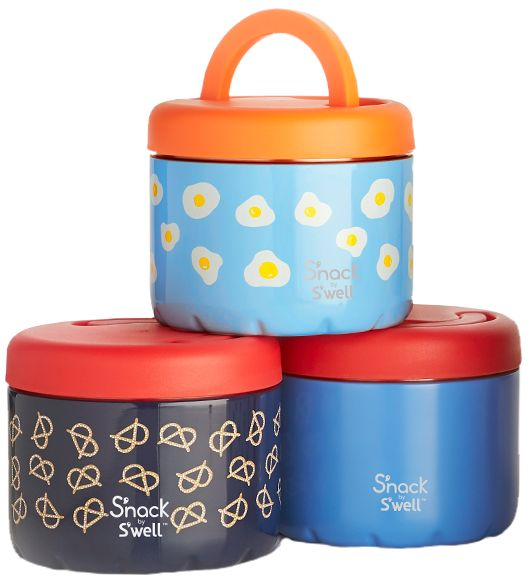 Totable Snack Containers