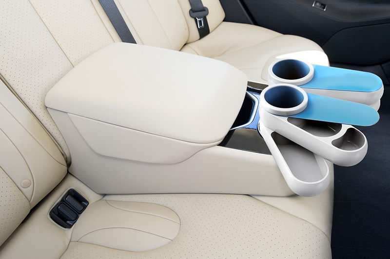 Cupholder Snack Organizers