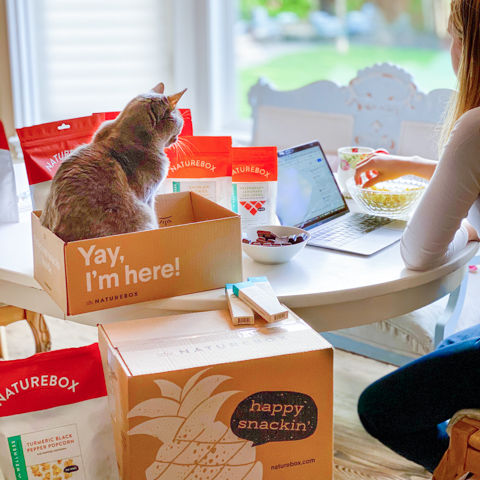 Remote Office Snack Boxes