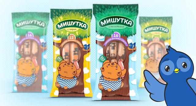 Peekaboo Snack Packaging