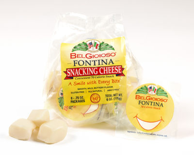 Portion-Controlled Cheese Snacks