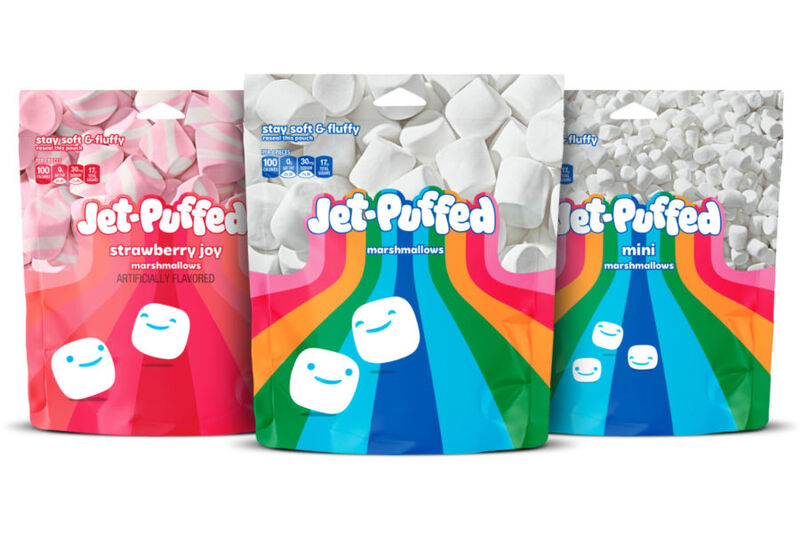 Resealable Snacking Marshmallows