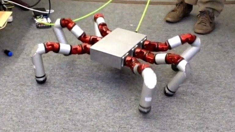 Monstrous Snake Robots