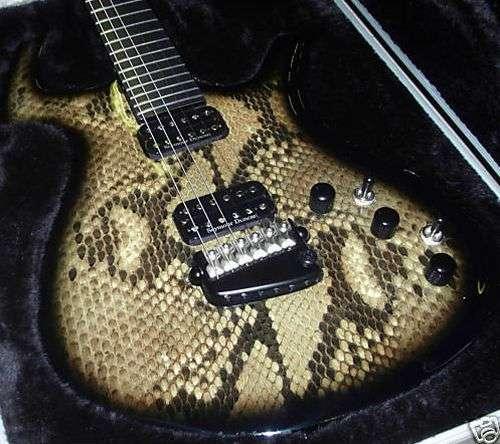 Snakeskin Guitars
