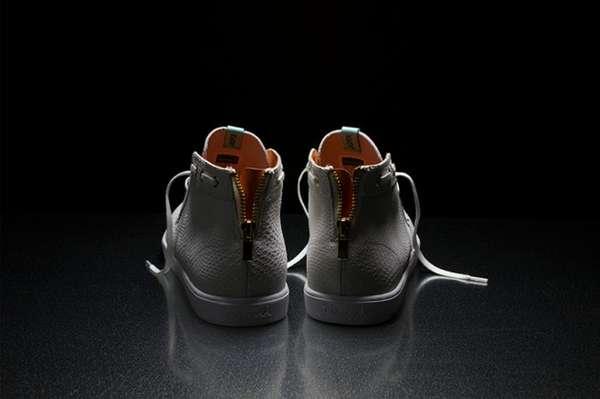 989975bf1638 32 Sleek Snakeskin Shoes