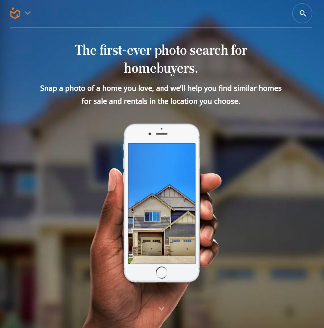 Homebuying Photo Search Tools