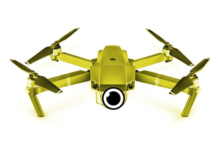 Social Media Drones