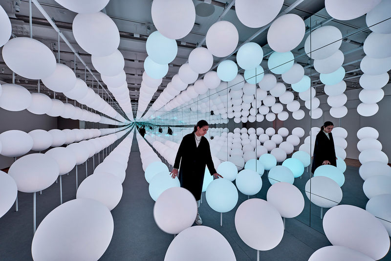 Immersive Spherical Installations