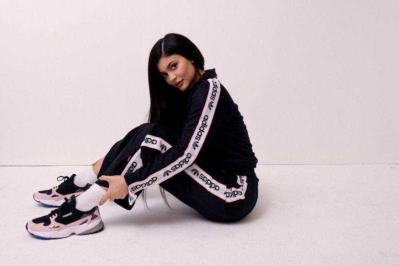 Celebrity-Headed Sneaker Campaigns