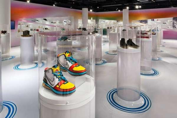 Sneaker-Inspired Exhibitions