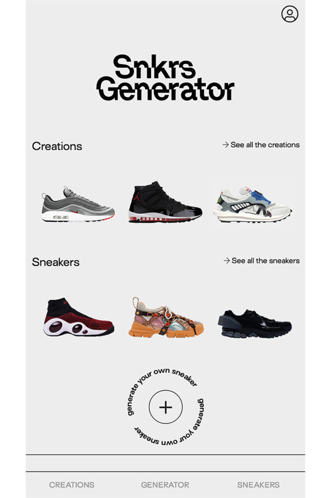 Customizable Sneaker Apps