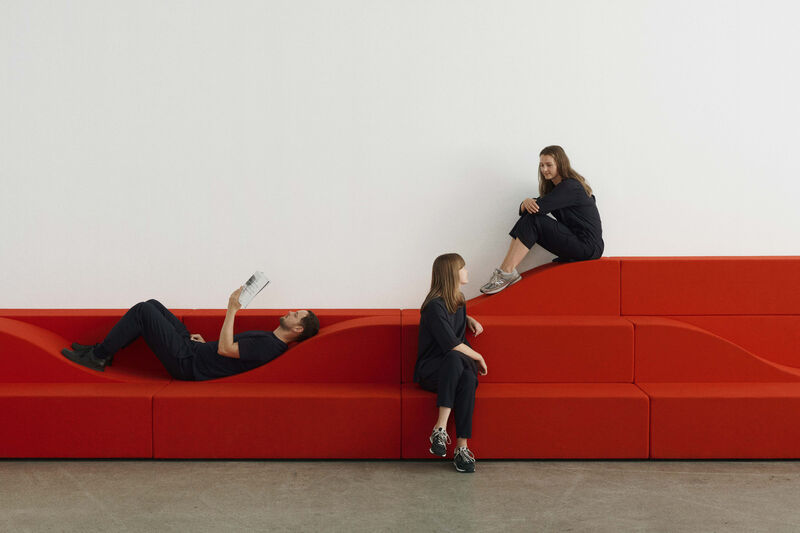 Modular Office Seating Systems