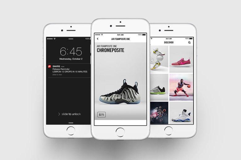 Footwear Release Apps