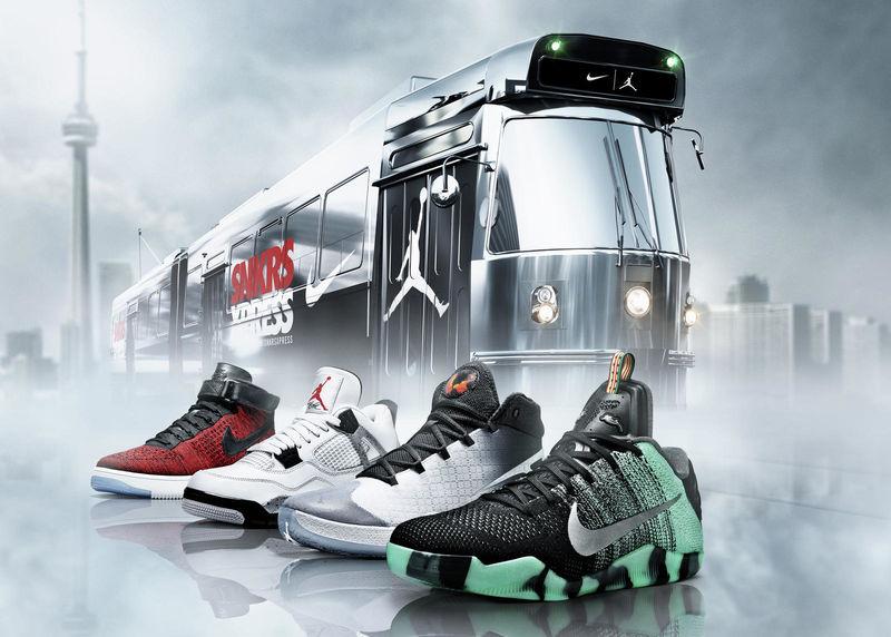 Streetcar Shoe Experiences