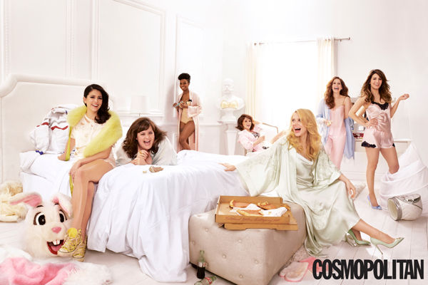 Comedian Slumber Party Editorials