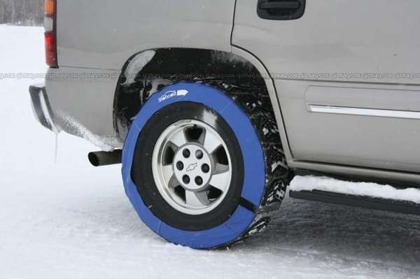 Winter Boots for Cars