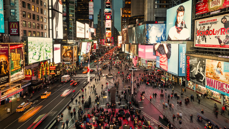 Times Square Redesigns