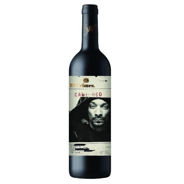 Rapper-Branded Red Wines