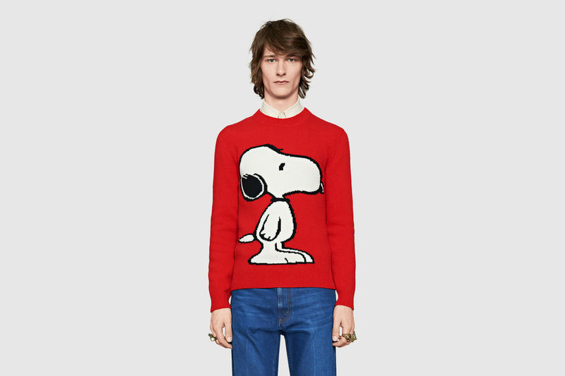 Luxe Cartoon Canine Apparel