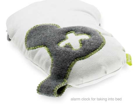 Cuddly Alarm Clocks