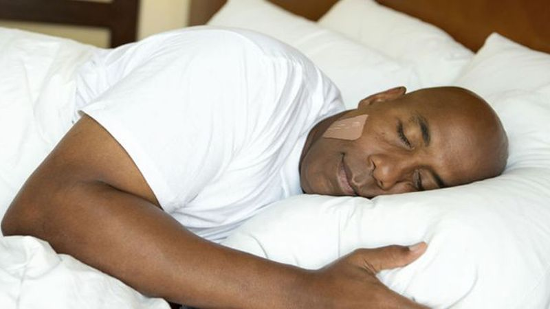Snore Stopping Sleep Aids