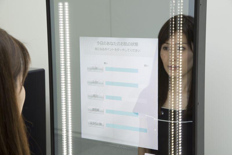 AI Beauty Mirrors