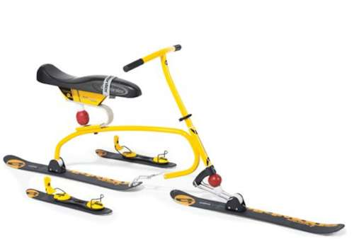Bicycle-Sled Hybrids