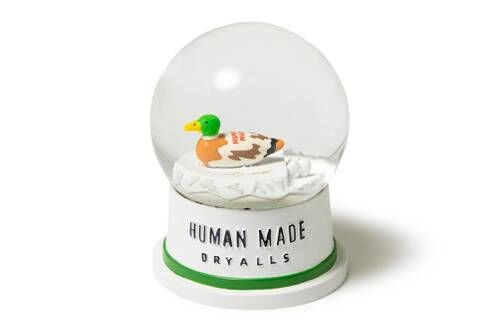 Playful Branded Snow Globes